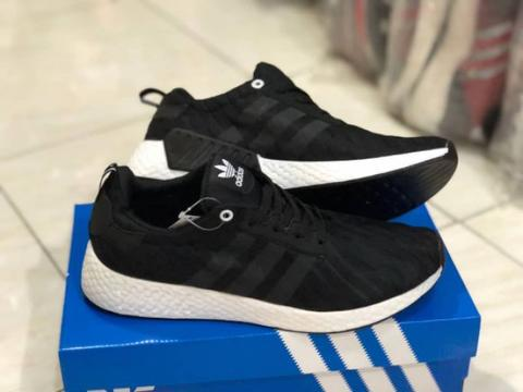 the best attitude bc2c8 b5b4e Sepatu Adidas NMD Runner R2 Running Men