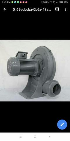 Turbo blower 0.75kw/1hp 380V 50Hz Class.F