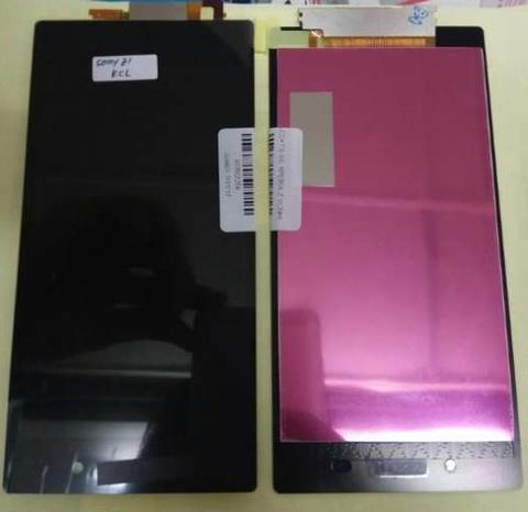 JUAL LCD TOUCHSCREEN SONY XPERIA Z1 BIG GLOBAL DOCOMO 5 INCH FULL HD WITH ADHESIVE