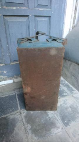 Tool Box Besi Vintage Industrial Look
