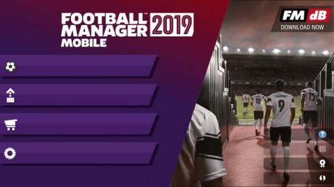 Sewa Akun Football Manager Mobile 2018 ( FMM 2018 ) Android