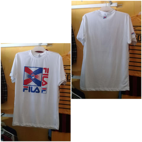 T-SHIRT KAOS DISTRO FILA
