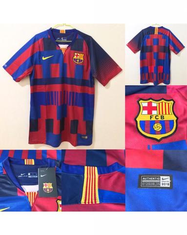 "JERSEY BARCELONA SPESIAL EDITION ANNIVERSARY ""MASHUP"""