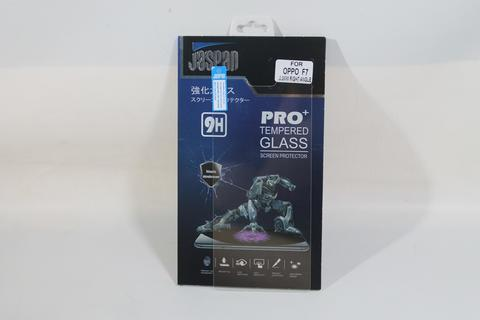 Tempered Glass Anti Gores JASPAN for Oppo F7