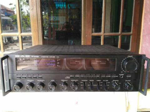 Amplifier stereo SAE TWO A14