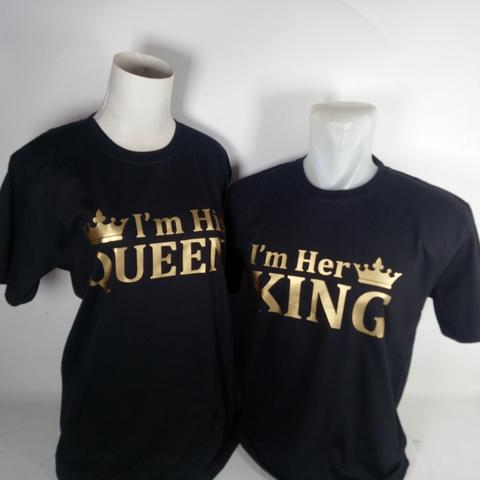Kaos Couple Murah Best Seller