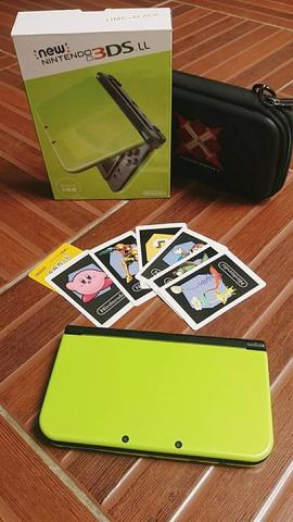 New Nintendo 3DS 64GB CFW