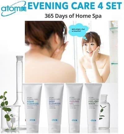 Evening Care 4 Set Atomy produksi Kaeri Kolmar original korea