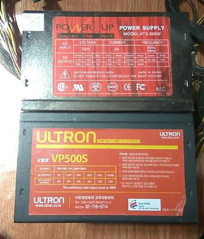 PSU powerup ultron 500w