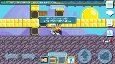 Jual diamond lock growtopia