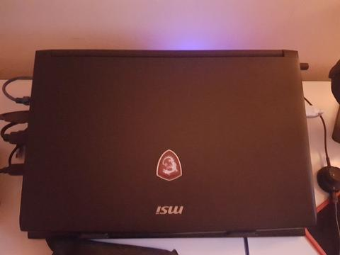 JUAL LAPTOP MSI GL62M 7REX!!