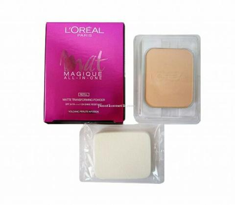 Loreal mat magique all in one