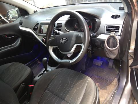 kia picanto automatic tv 3 biji camera