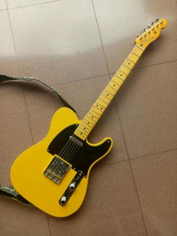 Squier Fender Telecaster Eross Candra Classic Vibe thn 2012 Epiphone Gibson Ibanez