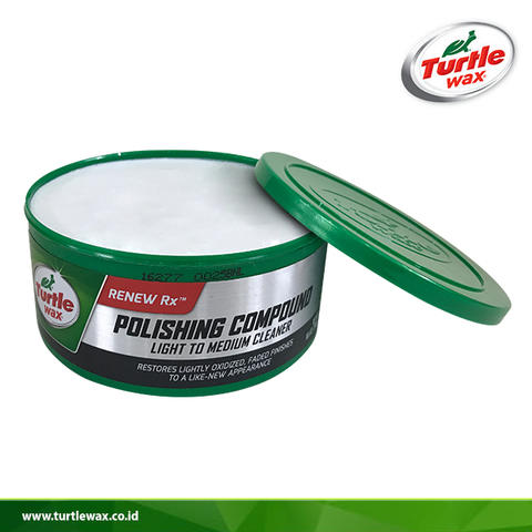 TURTLE WAX RUBBING & POLISHING COMPOUND