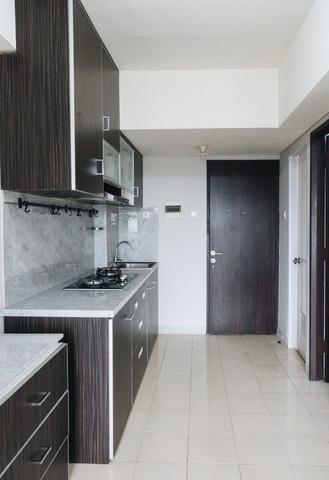 Jual BU APT SGV Serpong Green View Semi Furnished 2BR Nego
