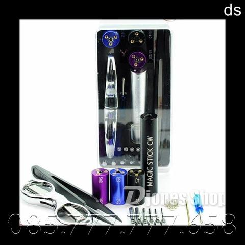 TOOLBOX TOOLKIT MAGIC STICK BUKAN COIL MASTER AWT PICO TERMINATOR