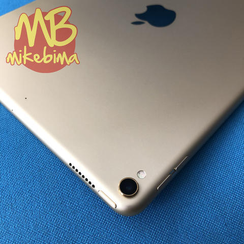 iPad Pro 64GB Wifi Only Gold┃Resmi Indo┃99% like NEW┃bs TT iPhone X