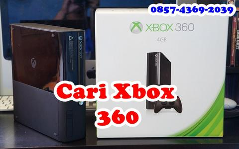 DI Cari ( WTB ) Xbox - 360 second all type