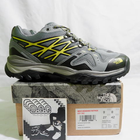 The North Face Hedgehog Fastpack Gtx Original sepatu gunung hiking trail