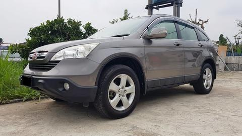 Honda CRV 2008 Full Original Manual langka siap jalanjalan