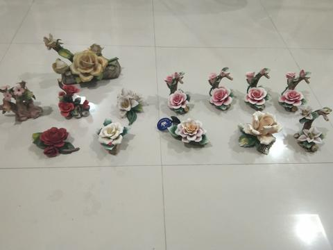 Kembang Capodimonte Made in Italy