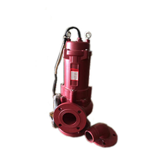 Submersible Water Pump Pompa Lumpur 2Inch Pompa Celup Air Kotor 380V Dirt Sewage Pump