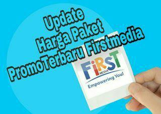 FIRSTMEDIA UNLIMITED WIFI FIRST MEDIA MURAH DISC 25%
