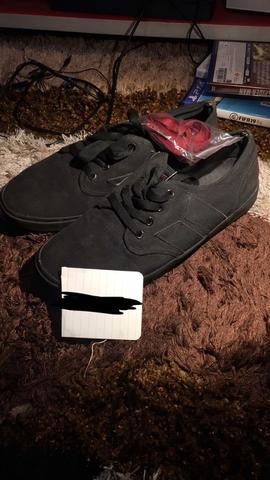 Macbeth Langley Black/Oxblood 42
