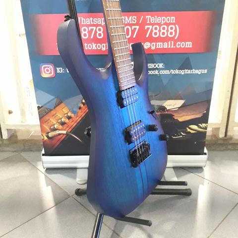 IBANEZ RGAT62-SBF Electric Guitar + FREE 1 set Ernie Ball strings