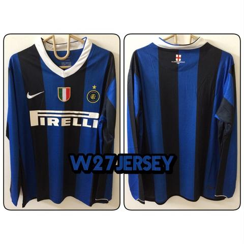 online store 4178e ae644 Jersey Retro Inter Milan Home Longsleeve 2006/2007