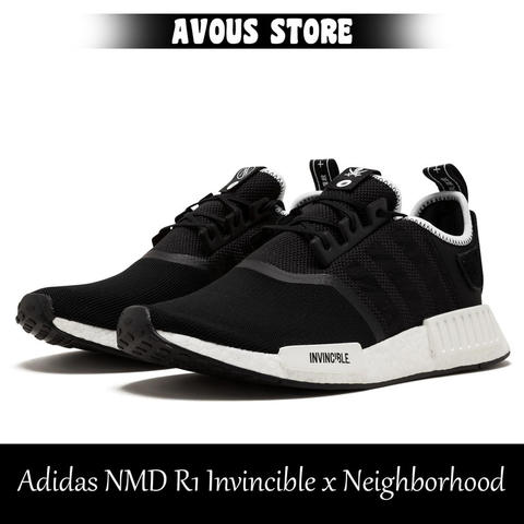 02be61152 Jual Adidas NMD R1 Invincible x Neighborhood