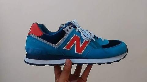 New balance encal 574, size 10, 2nd very good condition