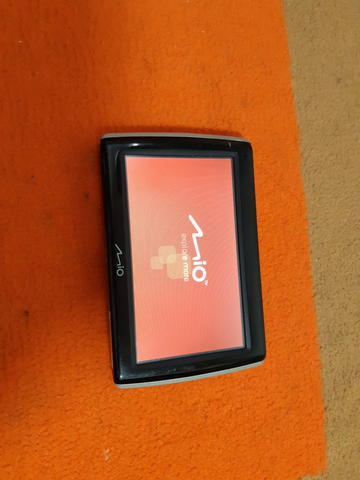 GPS Mio Moov S500 With Musik Player