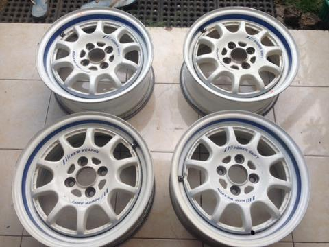 Velg Sprint Hart CP new weapon power shift edition