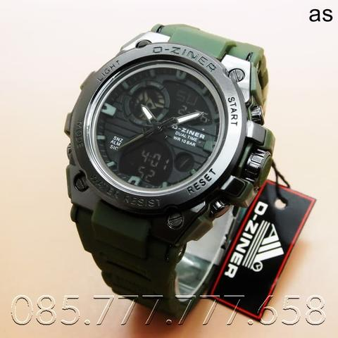 D-Ziner D-8139 (Black Green Army)