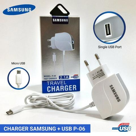 Travel Charger Samsung P-06