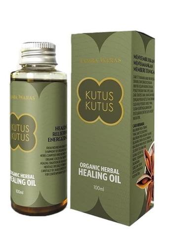 MINYAK KUTUS KUTUS HEALING OIL ORGANIC HERBAL