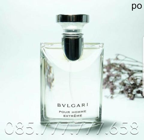 Parfum Original Bvlgari Extreme Men EDT 100ml GARANSI