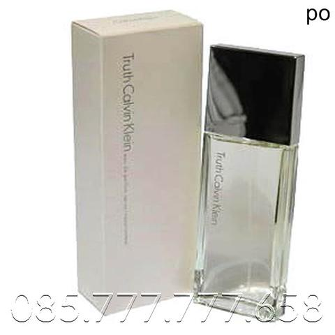 Women Edp For 100ml Garansi Original Calvin Klein Truth Parfum Ck 4jLA5R