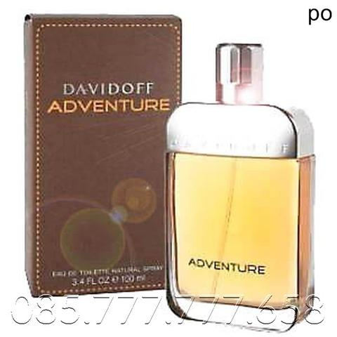 Parfum Original Davidoff Adventure EDT 100ml GARANSI