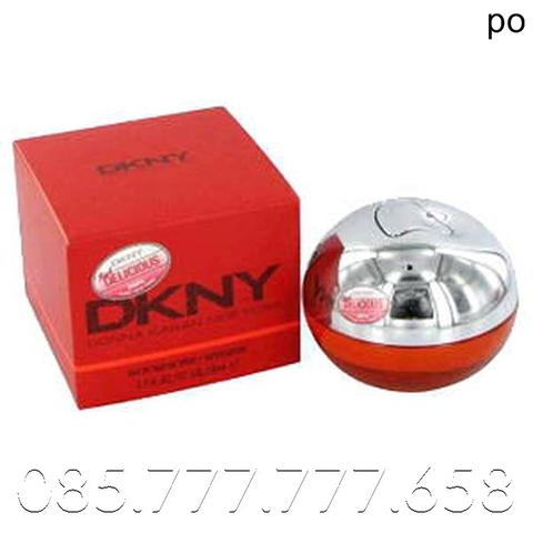 Parfum Original DKNY Red Delicious For Women EDP 100ml GARANSI