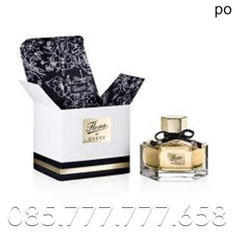 Parfum Original Gucci Flora For Women EDP 75ml GARANSI