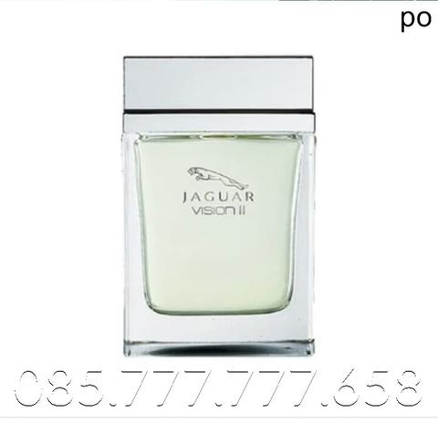 Parfum Original Jaguar Vision II for men Edt 100ml