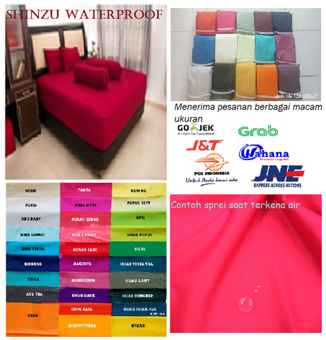 Sprei Anti Air uk 120x200x27