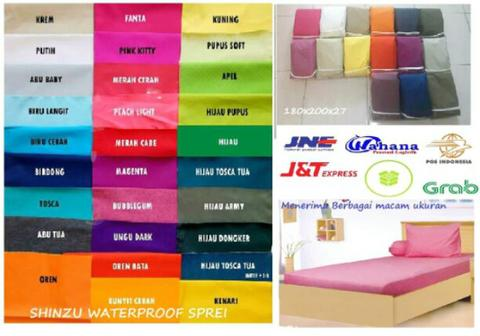 Sprei Anti Air uk 180x200x27