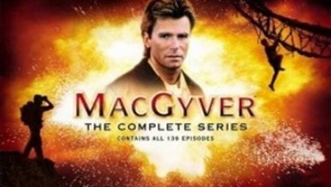 MacGyver: Completed Series