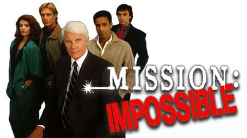 Mission Impossible 80's: Complete TV Series 1988-1990