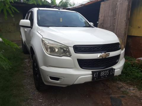 Chevrolet Colorado LTZ 2014