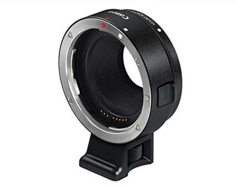 Canon Mount Adapter EF-EOS M With Tripod Mount MULUS LIKE NEW
